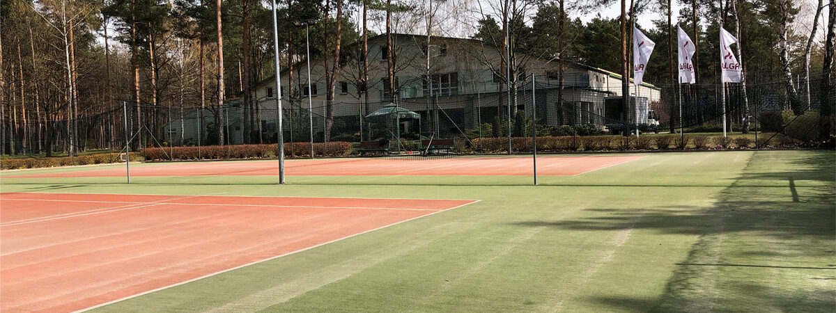 Cennik tenis - lato